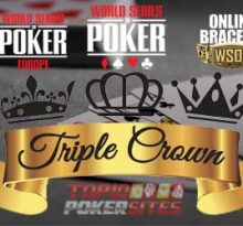 World Series of Poker -  Triple Crown